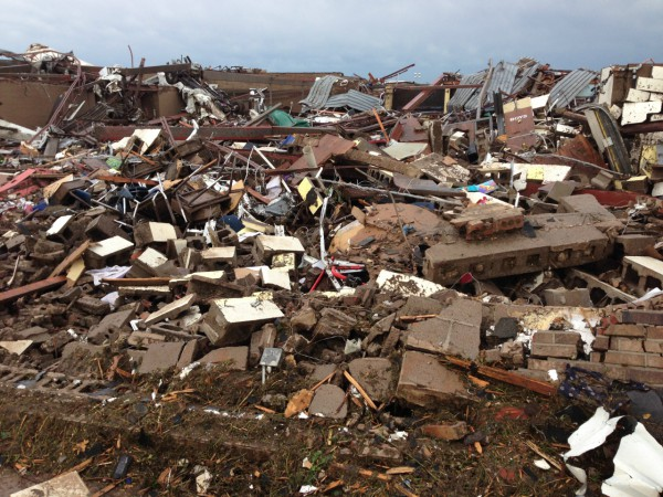 Briarwood Elementary School Tornado