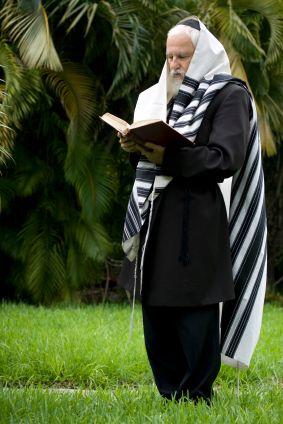 Chassidic-Rabbi