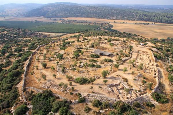 aerial view-Shaaraim