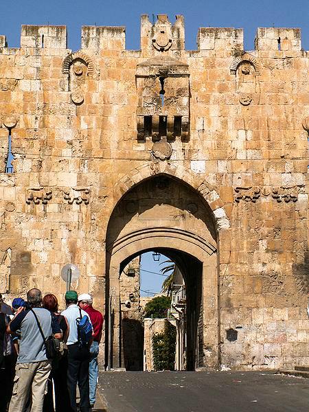 Jerusalem-Lions Gate