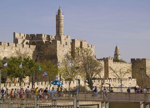 Citadel_Tower of David_Old City