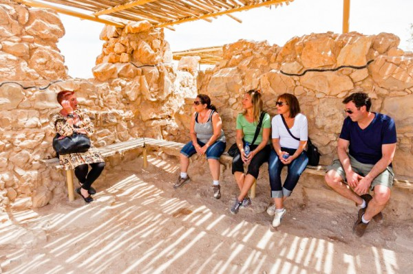 Tour-Guide-Speaks-Masada