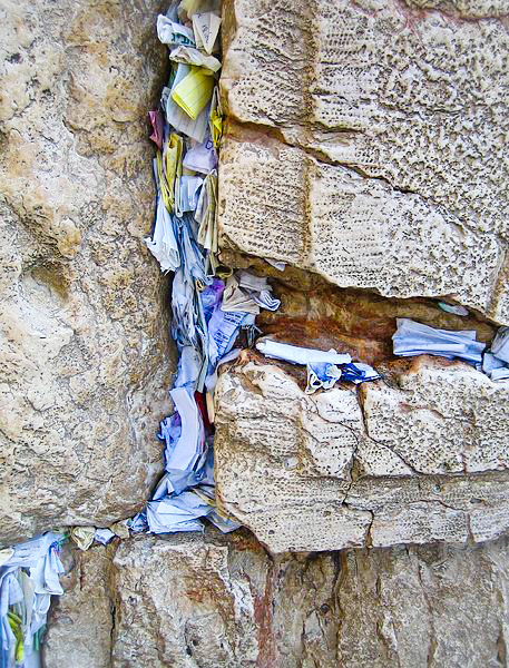 prayer-papers-Western-Wall