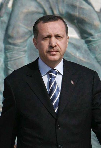 Turkey-Prime Minister-Recep Tayyip Erdogan