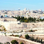Jerusalem walls-Temple Mount-Dome of the Rock