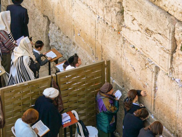 Kotel-Jerusalem-separate-praying-area