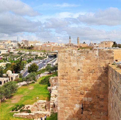 New Jerusalem-Old Jerusalem
