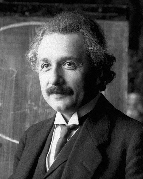 Albert Einstein-Schmutzer