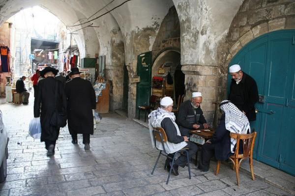 Jerusalem-Multiculturalism