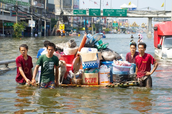 flooding-Thailand