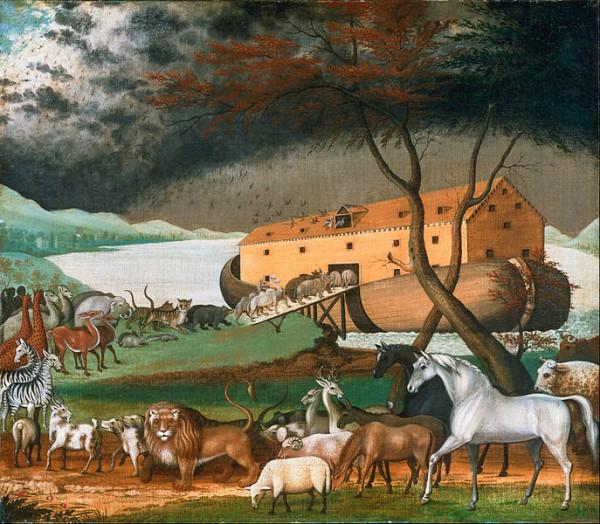 Edward-Hicks-American-Noahs-Ark-Google-Art-Project
