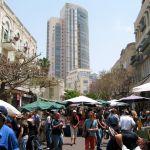 Nahlat-rambam-Tel Aviv-architecture-Oriental Eclectic-Bauhaus-Art Deco