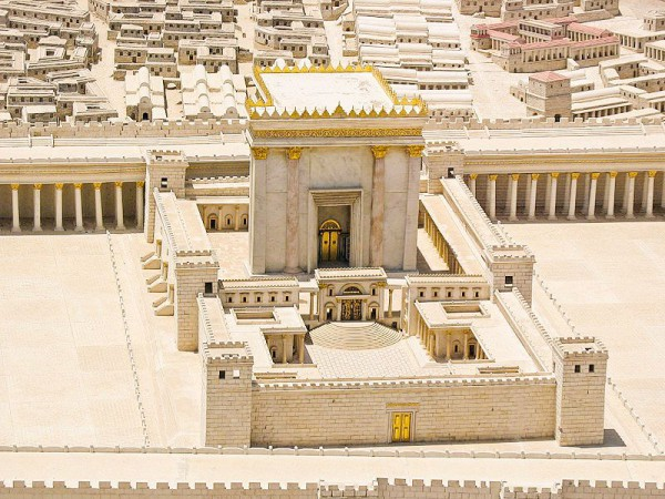 Model-Second Temple-Israel-Museum