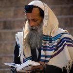 Shacharit morning prayers-tefillin-tallit-siddur