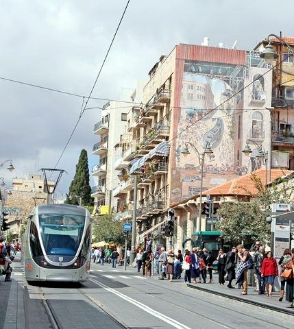 LRT-Jerusalem
