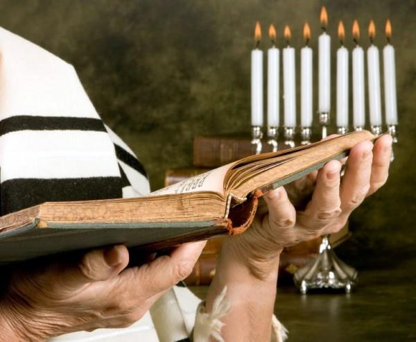 Bible-menorah-chanukah-chanukiah