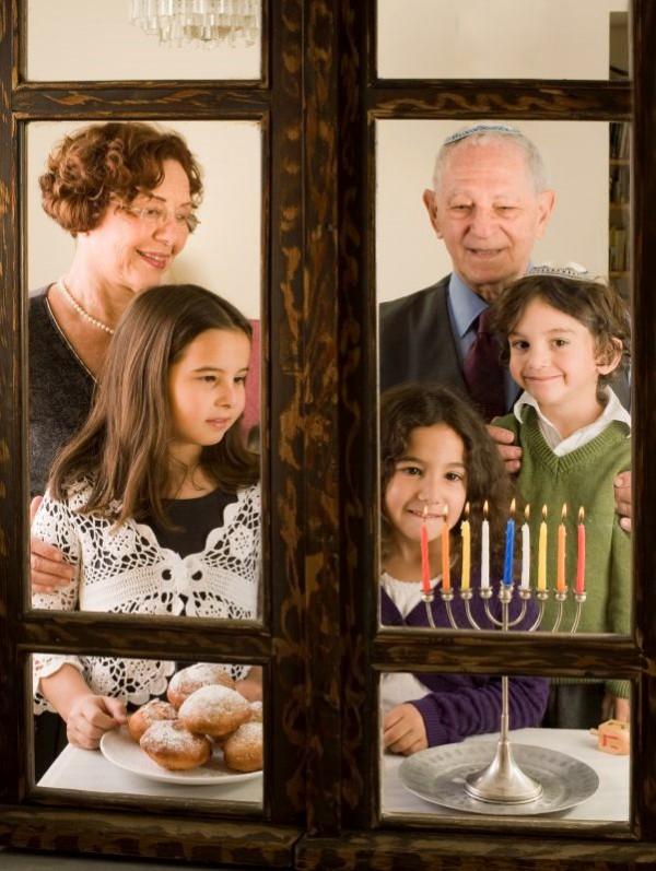 Chanukah-window-menorah-family-Chosen People
