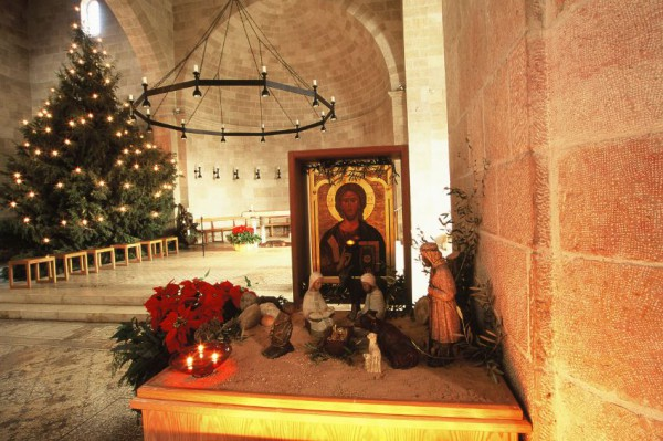 Church-Tabgha-Christmas