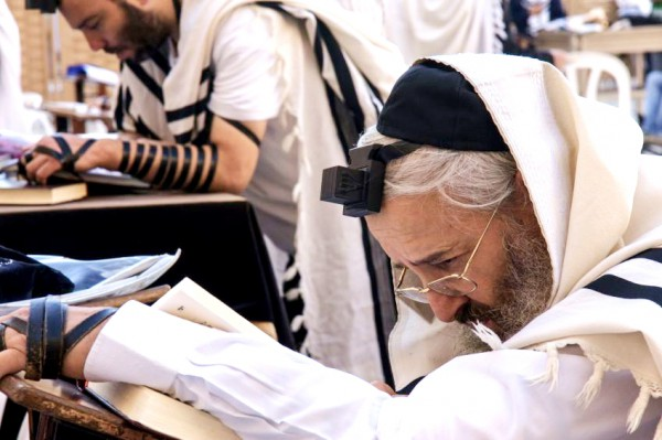 Prayer-Kotel-Tefillin-Phylacteries