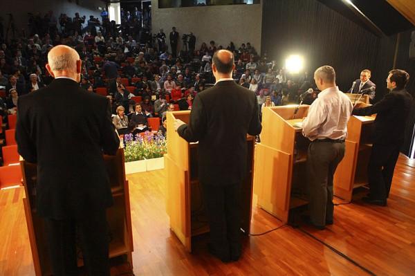 Election Debate-Hebrew University