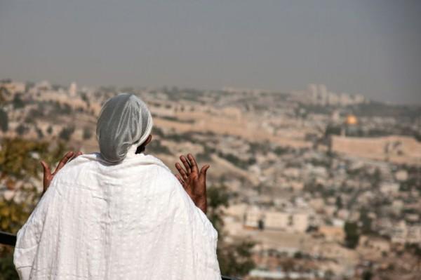 King Solomon's prayer-Temple Mount-Sigd-annual holyday-Ethiopian Jews-OCT 31