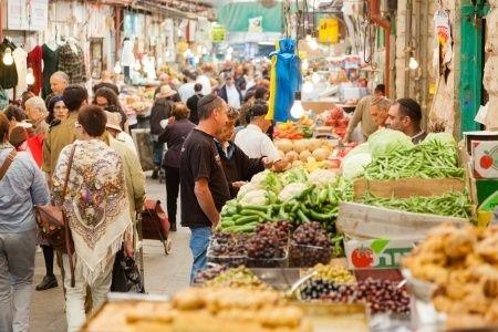 Mahane Yehuda Market-The Shuk-Marketplace-Jerusalem