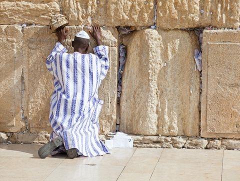 Prayer-Western Wall-Jerusalem