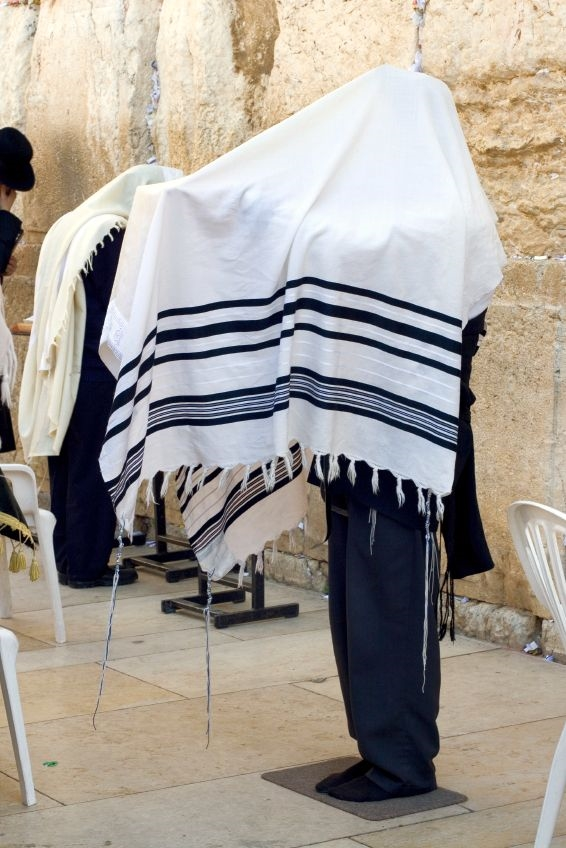 Levi-Priestly Blessing-tallit