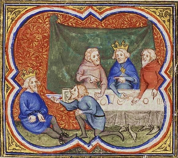 Zedekiah-chained-Nebuchadnezzar-Petrus-Comestor-Bible-Historiale