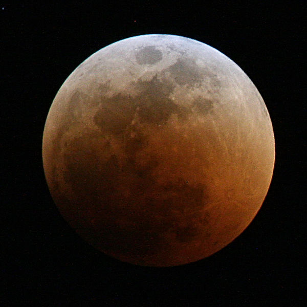Lunar eclipse-June 2011