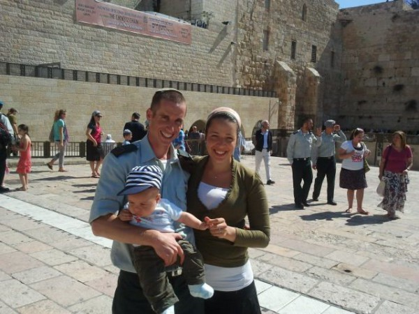 Israel-Defense-Forces-Western Wall-Jerusalem