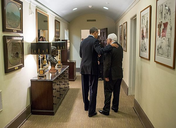 March-2014-Obama-Abbas-White-House-West-Wing