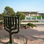 Knesset-Parliament-Menorah