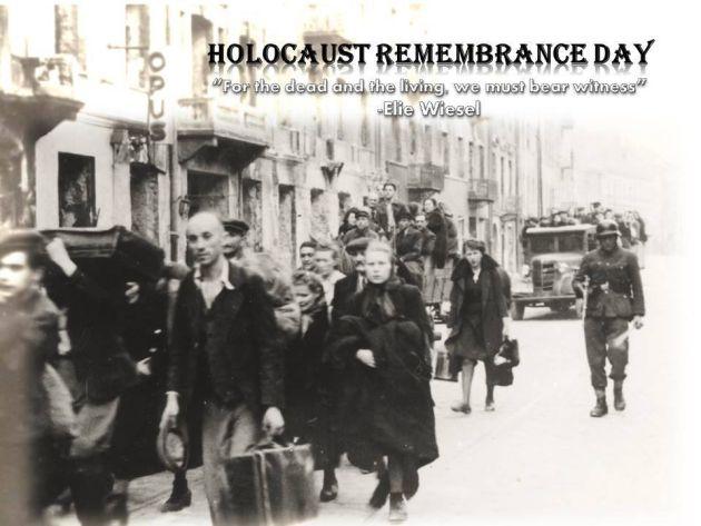 Holocaust Remembrance Day, Yom HaShoah