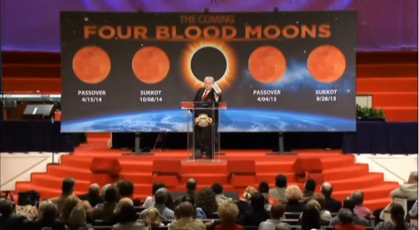 John Hagee Blood Moon Tetrad