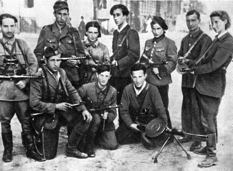 Vilna Ghetto-Fareynikte Partizaner Organizatsye-United PartisanOrganization