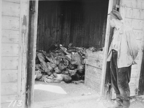 corpses-Holocaust-nine million Jews-Europe-two-thirds