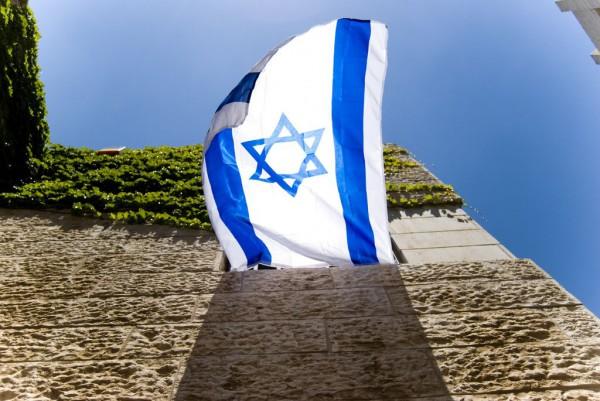 Israeli-flag-window