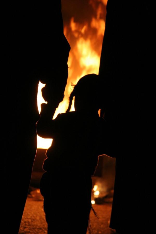 bonfire-Israel