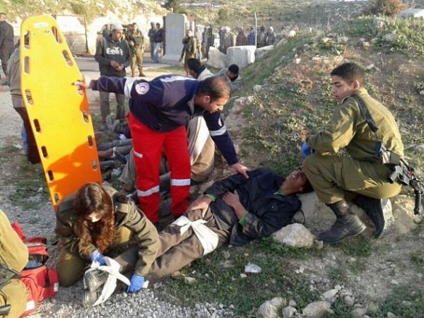 IDF-medical team-saves-Palestinian lives-victims-accidents