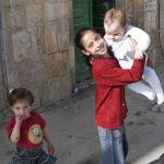 Palestinian-children