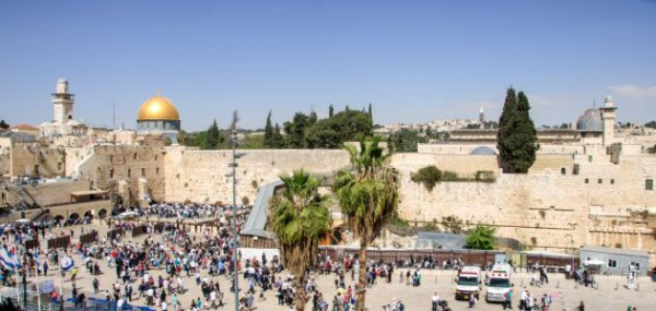 Kotel-Passover-Third Temple