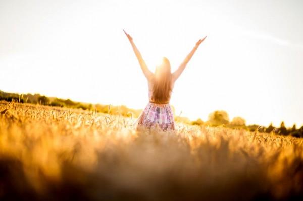 woman-raises-hands-God-worship
