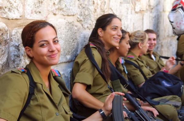 IDF-women