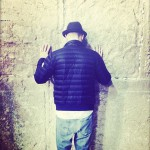 Justin Timberlake Western Wall