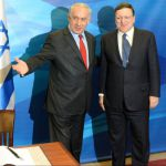 Prime Minister Benjamin Netanyahu and European Commission President Jose Manuel Barroso, Horizon 2020