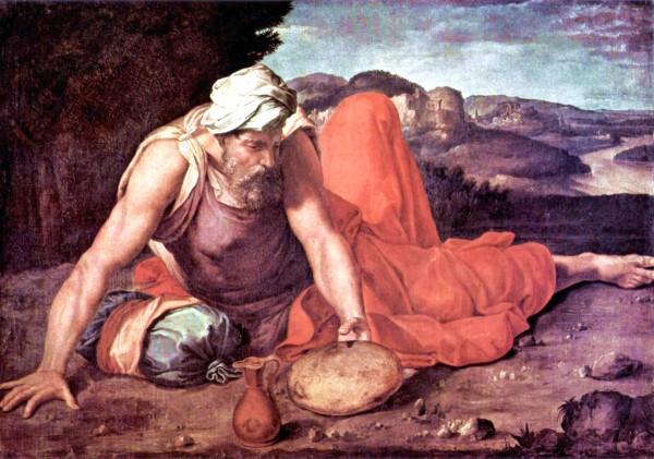 Daniele-da-Volterra-The Prophet Elijah