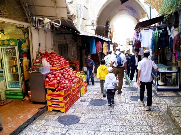 Jews-Arabs-Jerusalem