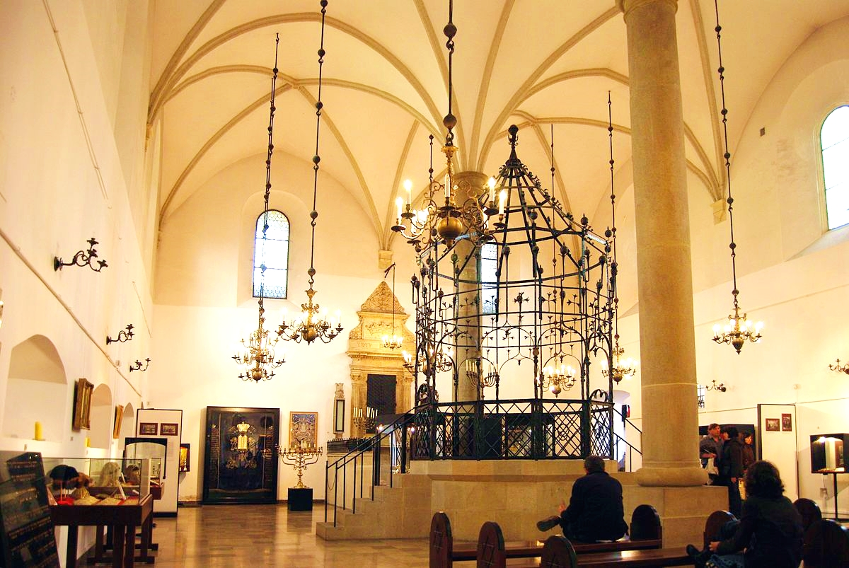 Old synagogue Mateo Gucci Orthodox Krakow Poland