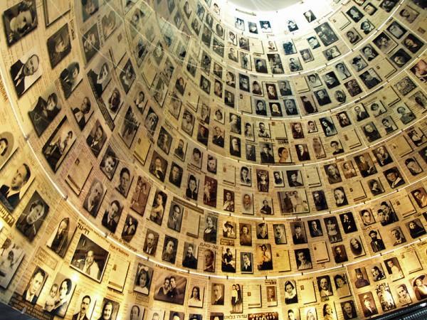 The Hall of Names-Yad Vashem-Jerusalem